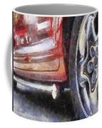 Car Rims 02 Photo Art 02 Coffee Mug