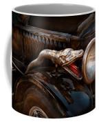 Car - Steamer - Snake Charmer  Coffee Mug by Mike Savad
