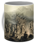Caravan Of Armenian Merchants Coffee Mug