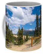 Carcross Desert Sand Dunes Yukon Territory Canada Coffee Mug