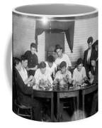 Card Game, 1916 Coffee Mug