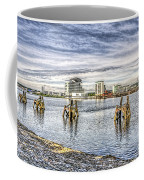 Cardiff Bay Towards St Davids Hotel Coffee Mug