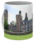 Cardiff Castle 8394 Coffee Mug