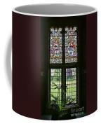 Cardiff Castle Window 8355 Coffee Mug