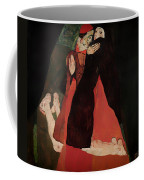 Cardinal And Nun Coffee Mug