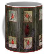 Cardinal Family Coffee Mug