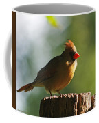 Cardinal Light Coffee Mug