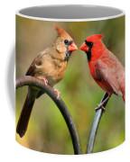 Cardinal Love Coffee Mug