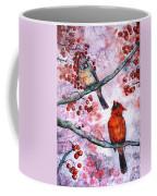 Cardinals  Coffee Mug