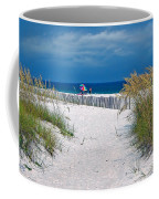 Carefree Days By The Sea Coffee Mug