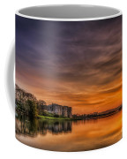 Carew Castle Sunset 1 Coffee Mug