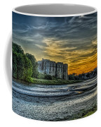 Carew Castle Sunset 3 Coffee Mug