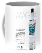 Carey Chen Big Chill Vodka By Jimmy Johnson Coffee Mug