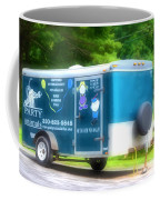 Cargo Trailer Coffee Mug