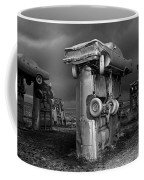 Carhenge 3 Coffee Mug