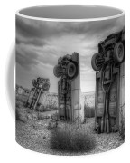 Carhenge Automobile Art 3 Coffee Mug