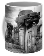 Carhenge Automobile Art 4 Coffee Mug