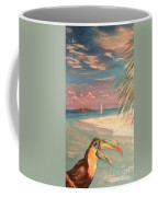 Caribbean Afternoon Coffee Mug by The Beach  Dreamer