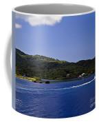 Caribbean Breeze Six Coffee Mug