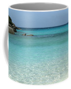 Caribbean Celeste Fresh Coffee Mug