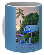 Caribbean Club Key Largo Coffee Mug