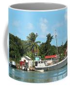 Caribbean - Docked Boats At Antigua Coffee Mug
