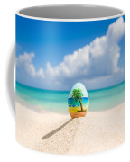 Caribbean Easter Egg Coffee Mug