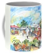 Caribbean Market Coffee Mug