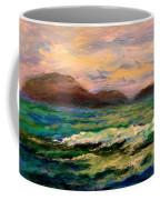 Islands And Wave Coffee Mug