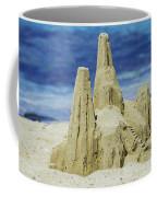 Caribbean Sand Castle  Coffee Mug by Betty LaRue