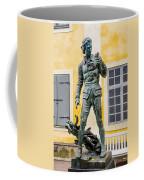 Carl Linneaus - Uppsala University - Uppsala Sweden Coffee Mug
