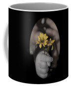 Carlee's Daisy Coffee Mug