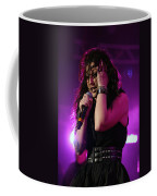 Carly In Concert Coffee Mug