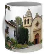 Carmel Mission Church Coffee Mug