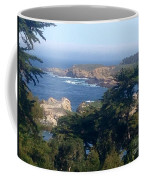 Carmel's Coastline Coffee Mug