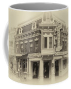 Carnation Cafe Main Street Disneyland Heirloom Coffee Mug
