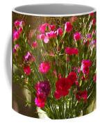 Carnations Coffee Mug
