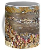 Carnival At River Coffee Mug