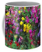 Carnival Flowers Coffee Mug
