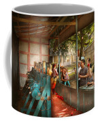Carnival - Game - A Game Of Skill  Coffee Mug by Mike Savad