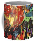 Carnival In Spain Coffee Mug