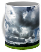 Carolina Clouds Coffee Mug