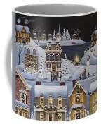 Caroling In Winterberry Coffee Mug