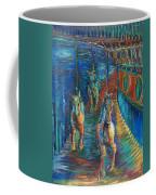 Carousel At Night Coffee Mug