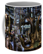 Carousel At Night Coffee Mug