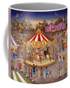 Carousel At The Carnival Coffee Mug