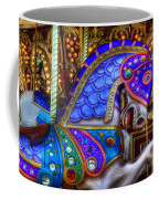 Carousel Beauty Prancing Coffee Mug
