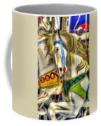 Carousel Charger Coffee Mug
