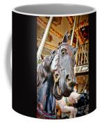 Carousel Horse Head Coffee Mug