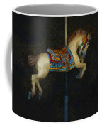 Carousel Horse Painterly Coffee Mug
